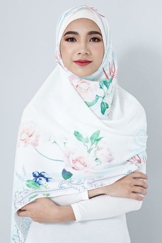 [LIMITED EDITION] Ariadne Scarf in Light Green
