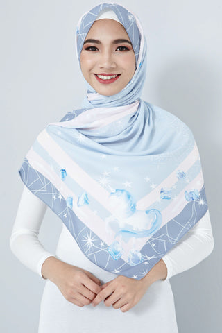 [LIMITED EDITION] Nabella Scarf in Light Blue