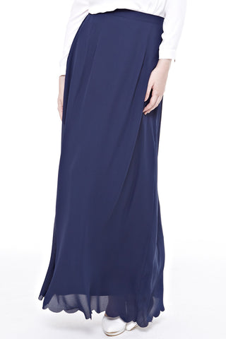 Marianne Skirt in Navy Blue