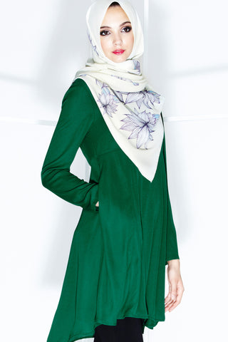 Valere Top in Emerald