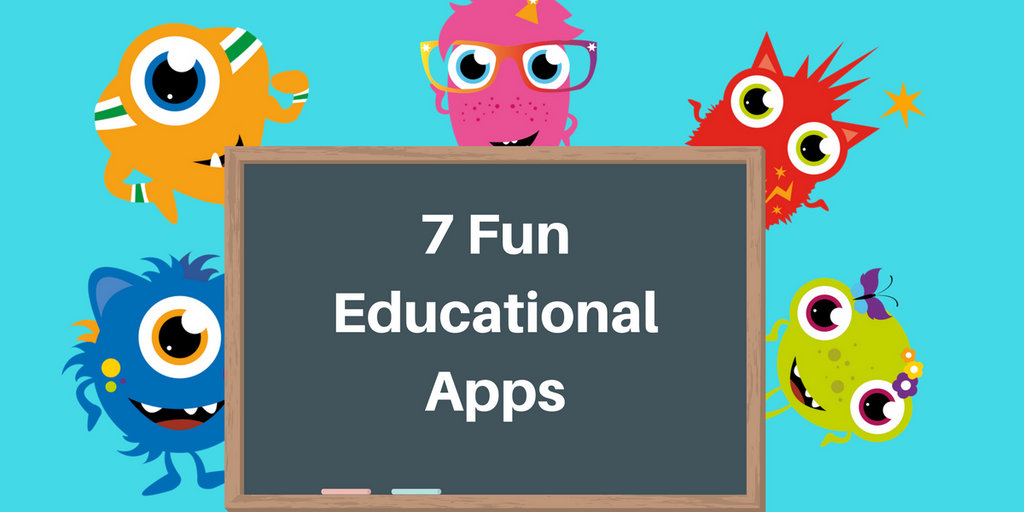 7 Favourite Educational Apps – Screentime Fun and Learning Combined!