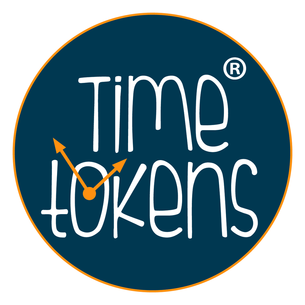 TimeTokens - manage screentime logo