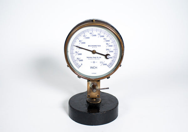Micrometer, Budenberg Gauge Co. Ltd.