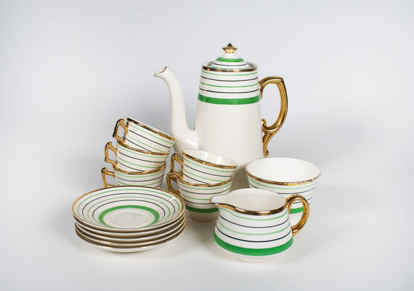 Allertons Porcelain Tea Set