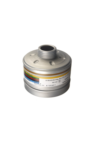 Dräger Combination filter - 1140 A1B2E2K1HgNO CO 20 P3 R D