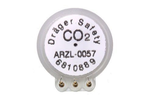 Dräger XXS Electrochemical Sensor Carbon Dioxide CO2