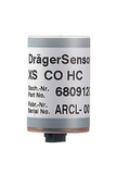 Dräger XS Electrochemical Sensor - Carbon Monoxide CO HC 0-10000 ppm