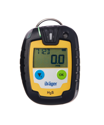 Dräger PAC 6000 Hydrogen Sulphide (H2S) Personal Gas Monitor