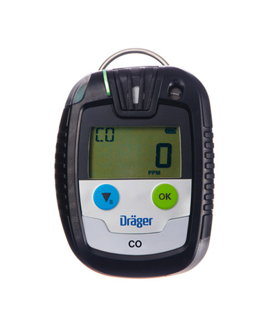 Dräger PAC 6500 Carbon Monoxide (CO) Personal Gas Monitor