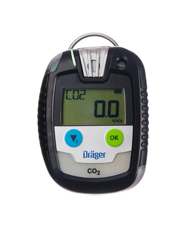 Dräger PAC 8000 Carbon Dioxide (CO2) Personal Gas Monitor