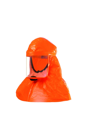 Dräger X-plore long hood TH2 (Orange)