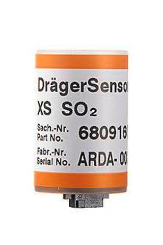 Dräger XS Electrochemical Sensor - Sulphur Dioxide SO2 0 -100 ppm