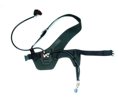 Dräger PAS Airpack Harness with push in LDV but without WWU