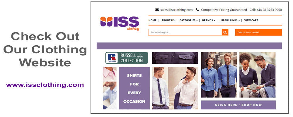 ISS Clothing