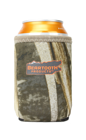 BEARTOOTH CAMO BEVERAGE COOLER in  REALTREE MAX-5