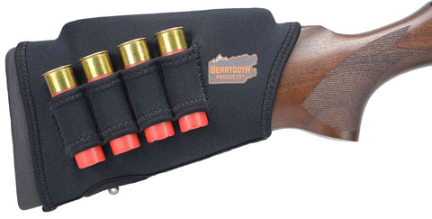 COMB RAISING KIT 2.0 - Shotgun Model in Black