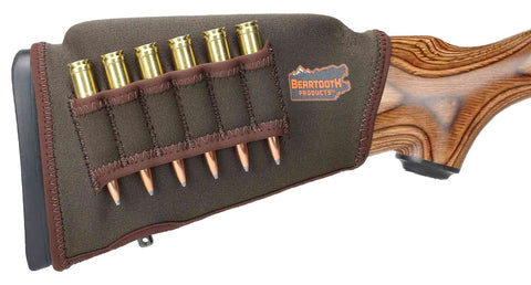 COMB RAISING KIT 2.0 - Shotgun Model in Brown