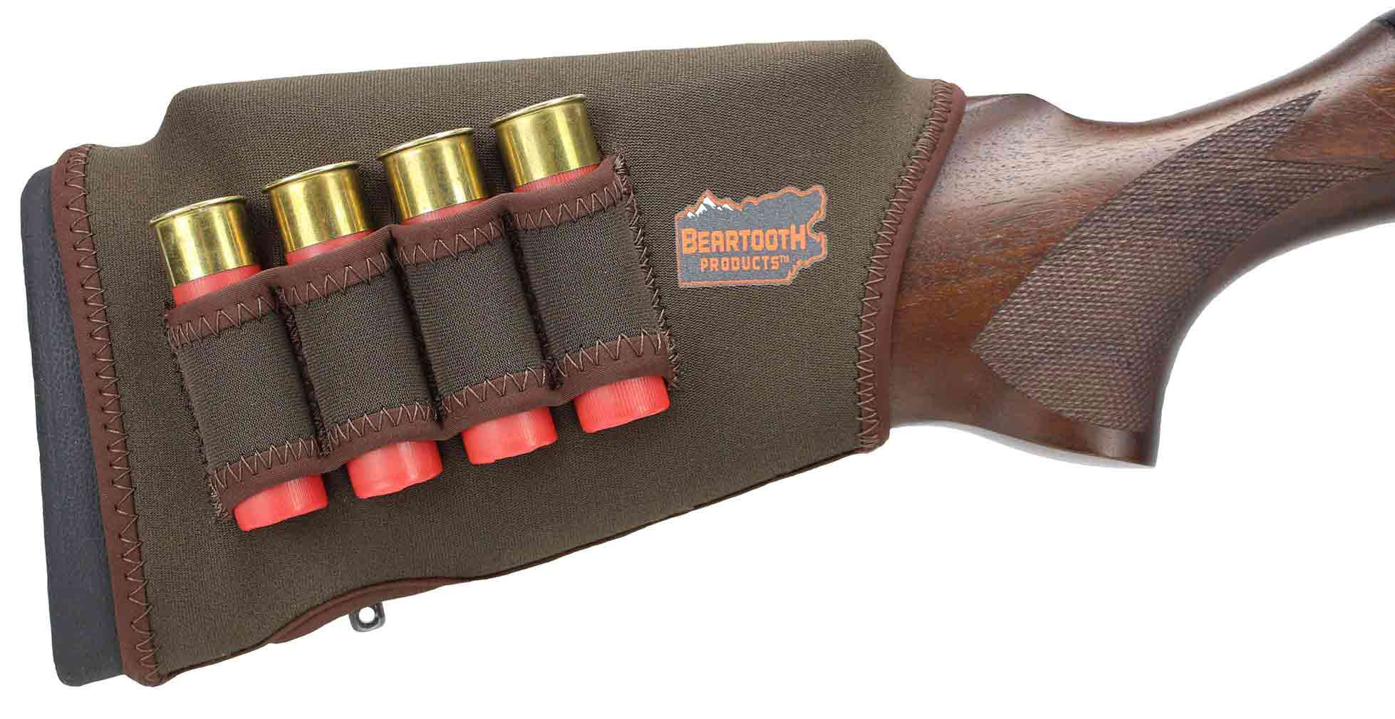 **NEW** COMB RAISING KIT 2.0 - Shotgun Model in Brown
