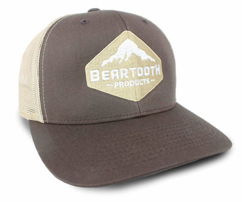 **NEW** BEARTOOTH DIAMOND MOUNTAIN in Brown/Khaki