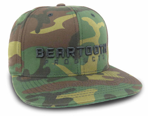 **NEW** BEARTOOTH 3D BLOCK HAT in Camo