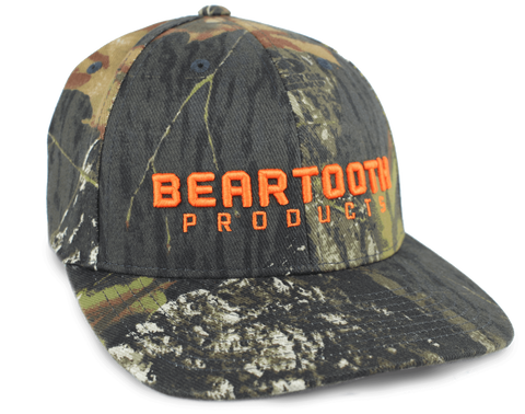 **NEW** BEARTOOTH 3D BLOCK HAT in Mossy Oak Break-up
