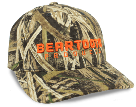 BEARTOOTH 3D BLOCK HAT in Mossy Oak Break-up