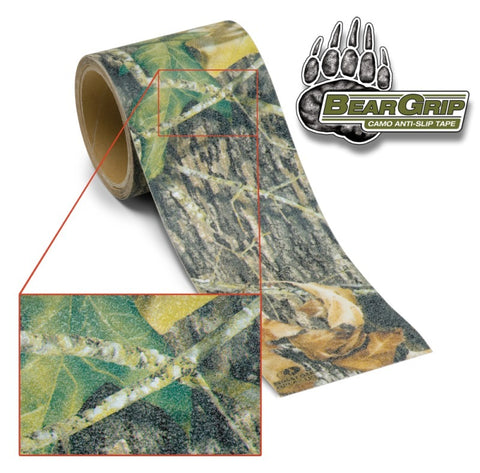Camo Grip Tape - BEARGRIP - Camo Anti-Slip Tape In Mossy Oak Break-up