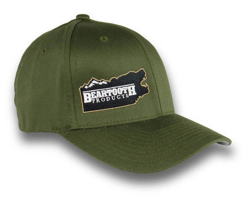 Hat - BEARTOOTH LOGO HAT In Olive