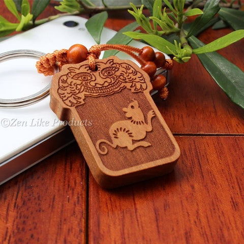 """Free"" Twelve Chinese Zodiac Wood"