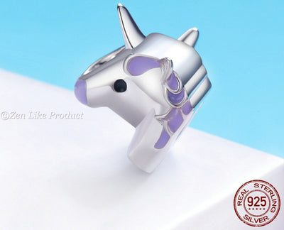 Lucky Unicorn Charm