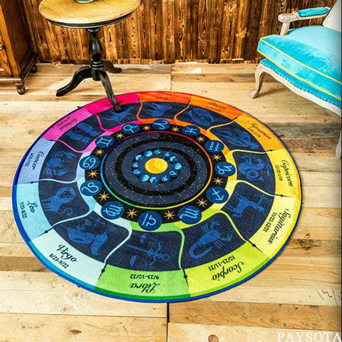NEW Zodiac Carpet