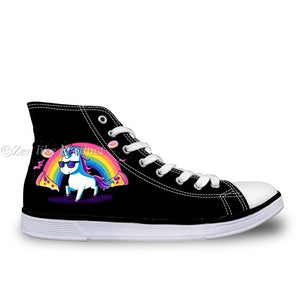 Cool Unicorn High Top