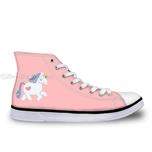Simply Unicorn High Top