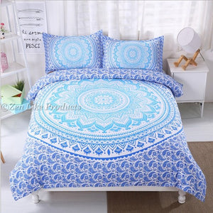 Mandala Boho 3D Bed Set