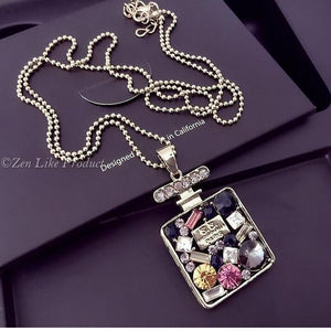 """FREE"" Crystal Trendy Necklace"
