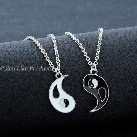 YINYANG Couples Necklace