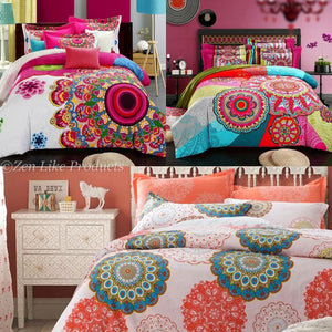 FLOWER BEDDING SET
