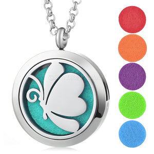 Diffuser Jewelry Locket