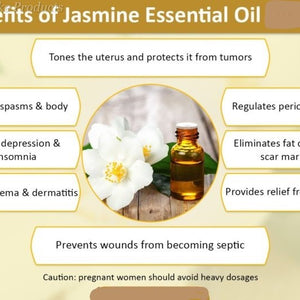 PURE JASMINE ESSENTIAL OIL