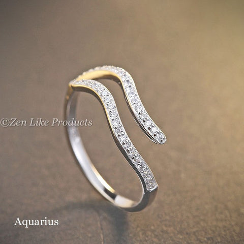 New Design  Zodiac Sign RIng