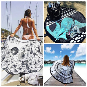 Water lily  Beach/Yoga Blanket