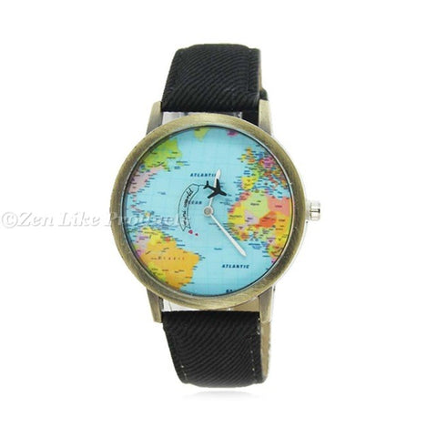 """Free""  Around the world Watch"