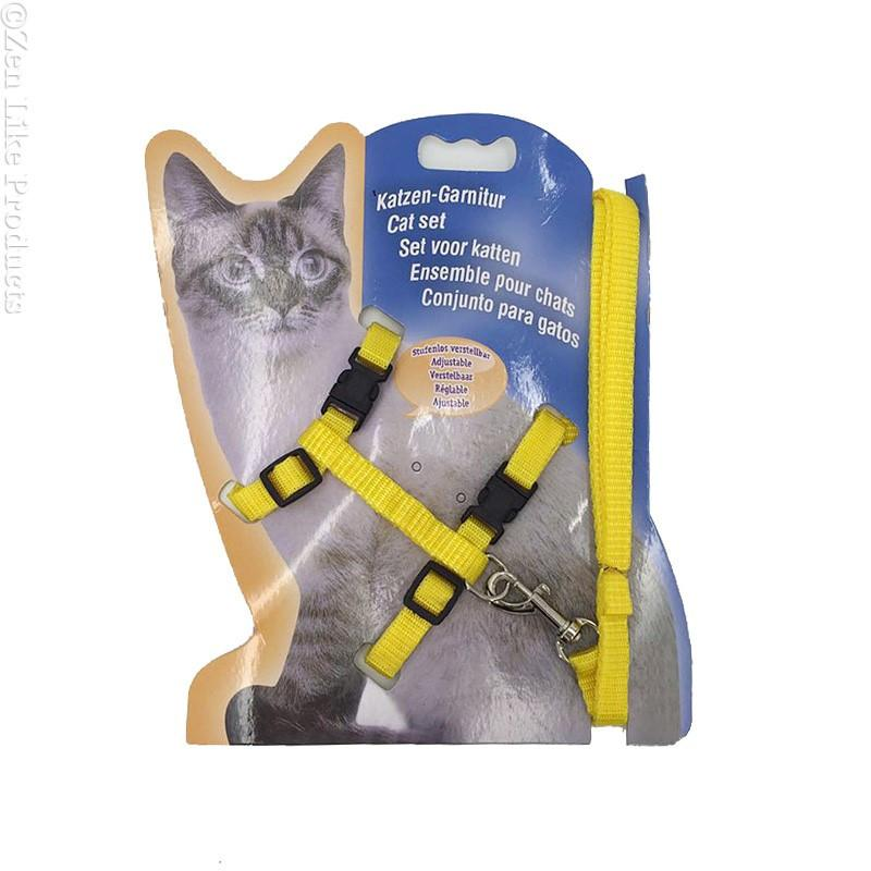 Adjustable Cat Harness