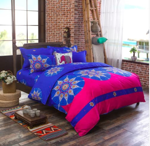 Beddings - Mandala Bohemian Style Cover Set