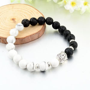 Bracelets - Limited Edition Ying And Yang Buddha Energy Bracelet