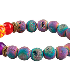 Bracelets - New Healing Chakra Bracelet ( For New Beginnings )
