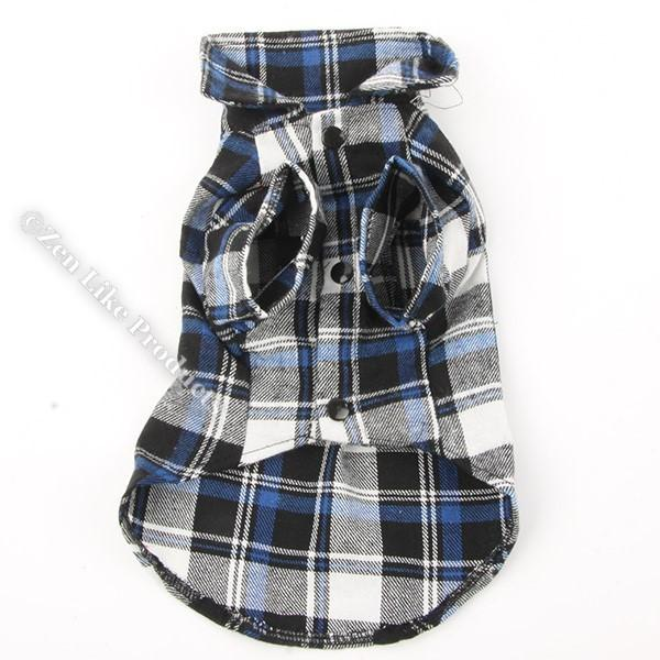Casual Plaid Lapel Button Shirt