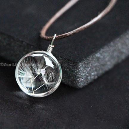 Crystal Wish Necklace