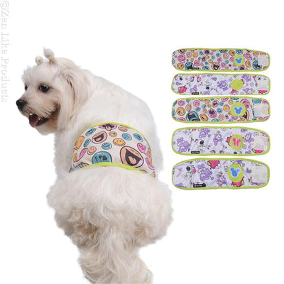 """FREE""  Washable Male Pet Dog Diaper ( Just Pay Shipping )"