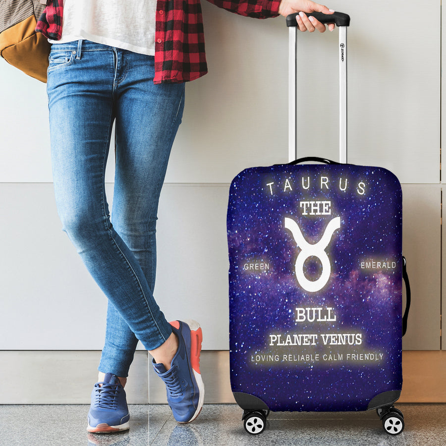 NP Zodiac Taurus Luggage Cover